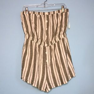 BUNDLE TO SAVE UO striped romper